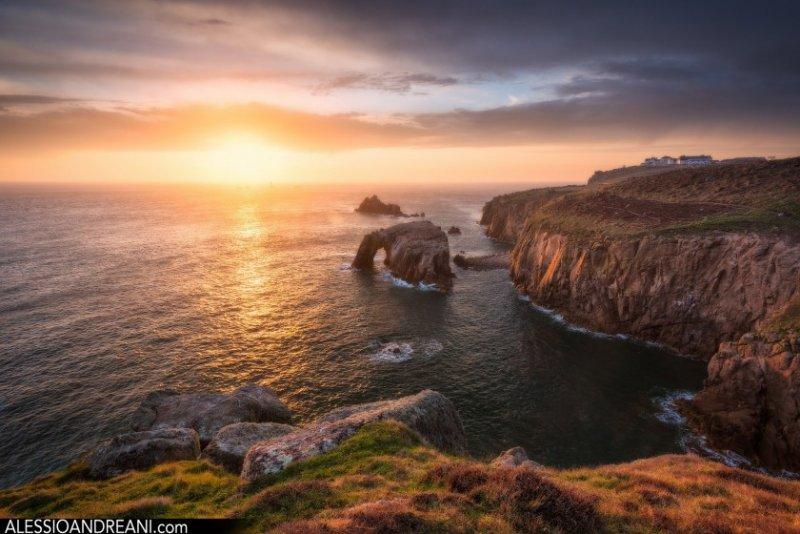 Красивые пейзажные фотографий со всей Земли - №20