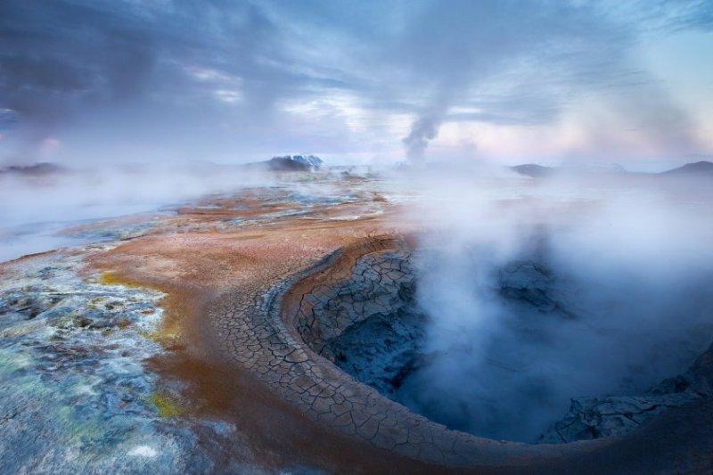 Красивые пейзажные фотографий со всей Земли - №24
