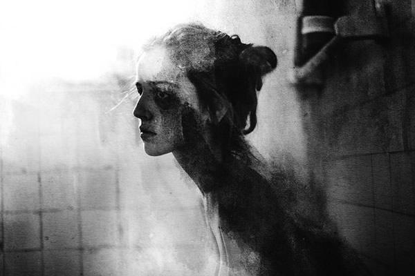 Потрясающие чёрно-белые портреты - №6