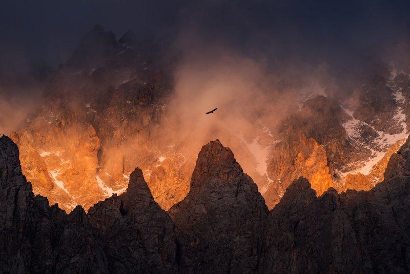 Потрясающие пейзажи Киргизии - №10
