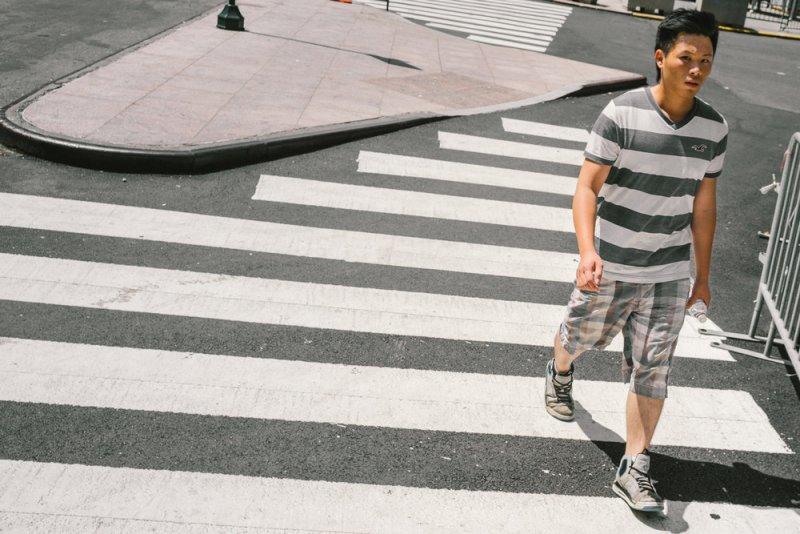 «Совпадения» – уличный фотопроект Джонатана Хигби - №9