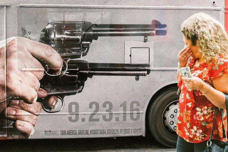 «Совпадения» – уличный фотопроект Джонатана Хигби - №13