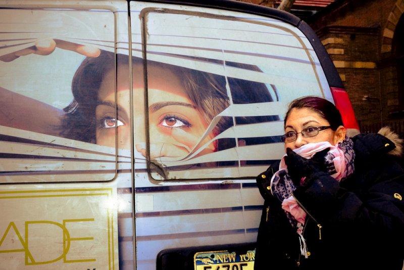 «Совпадения» – уличный фотопроект Джонатана Хигби - №16