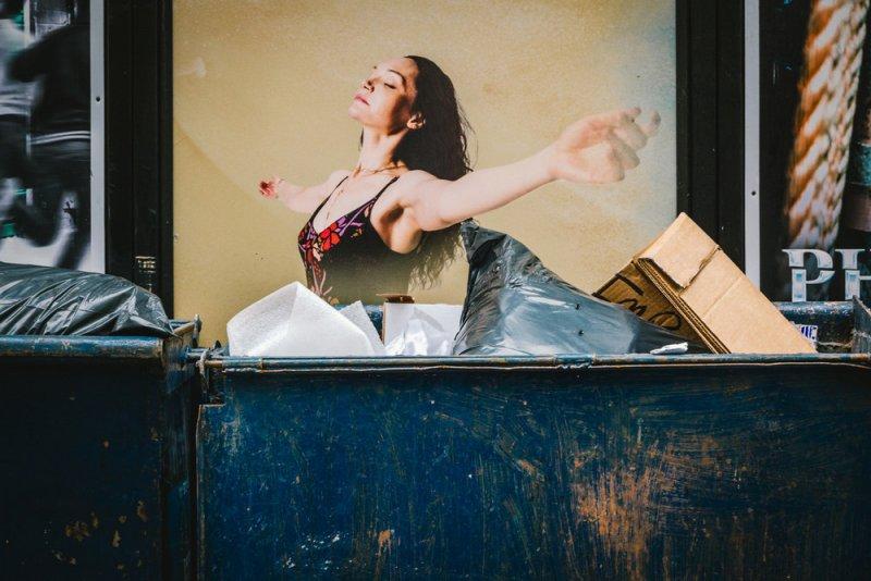 «Совпадения» – уличный фотопроект Джонатана Хигби - №27