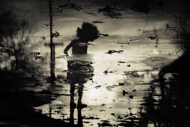 «Блуждающие сны». Фотограф Анджела Бэкон-Кидвелл - №2