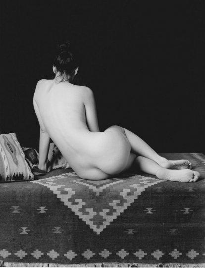 """Классическое ню"" Фотограф Рутгер тен Бруке - №1"