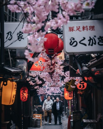 Токийский фотограф RK - №2