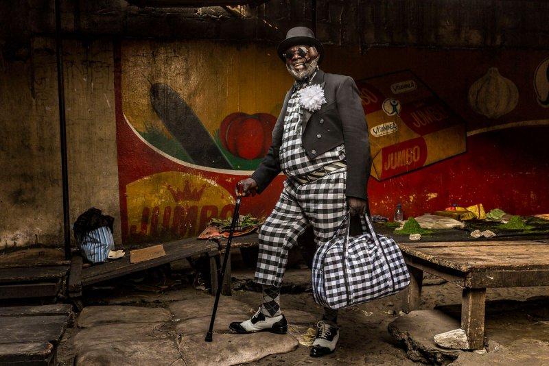 Автор фото: Тарик Заиди. Место: Браззавиль, Республика Конго