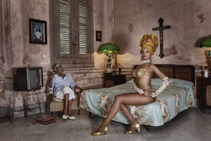 Автор фото: Катинка Герберт. Место: Гавана, Куба