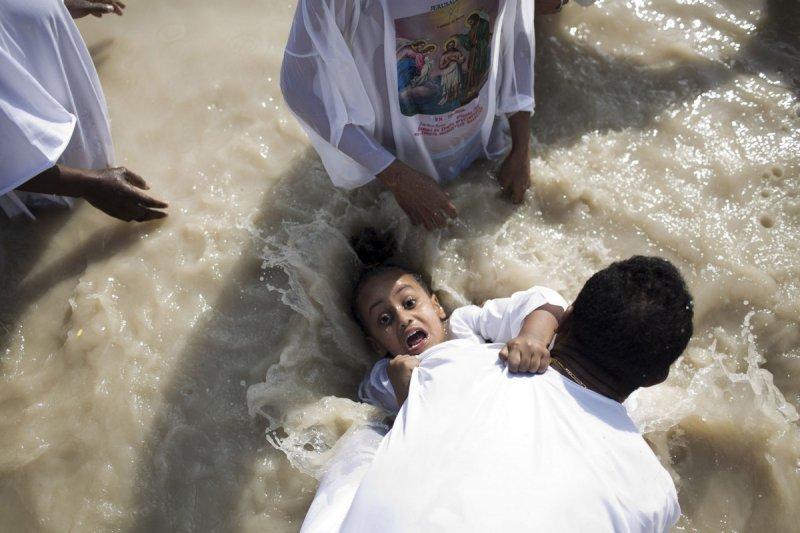 Автор фото: Абир Султан. Место: Каср-Эль-Яхуд, река Иордан
