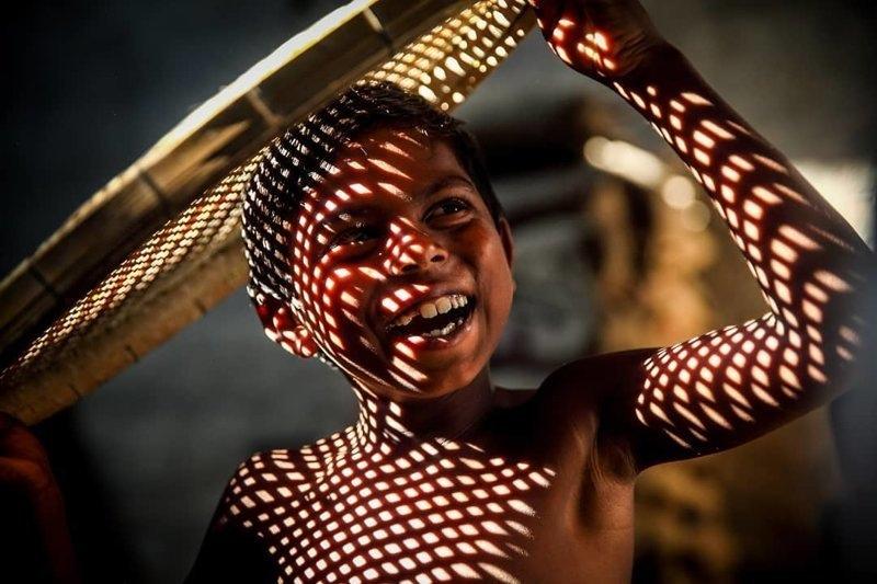 Детские портреты от фотографа Моу Айши - №2