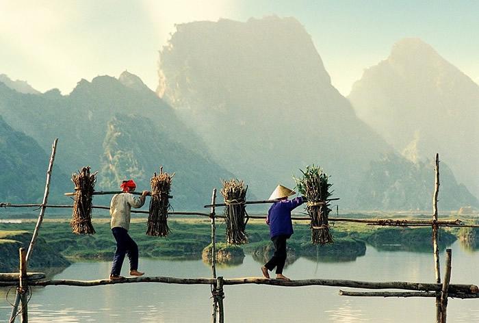 Вдохновляющие работы фотографа Ли Хоанг Лонга - №9
