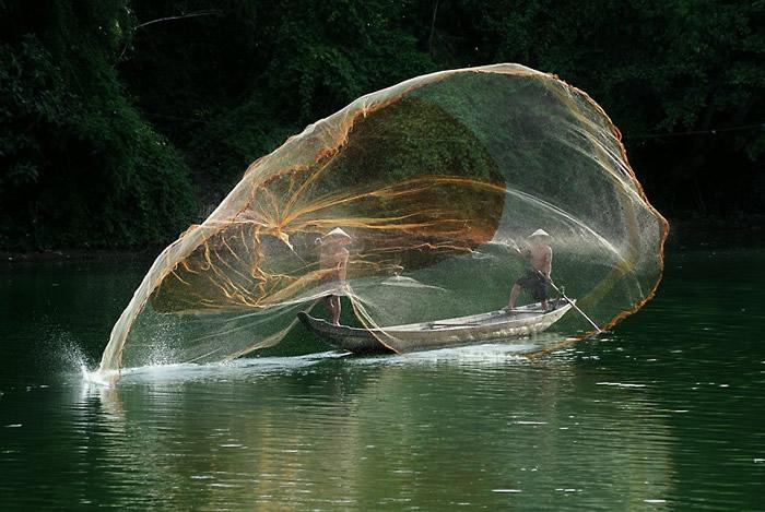 Вдохновляющие работы фотографа Ли Хоанг Лонга - №11