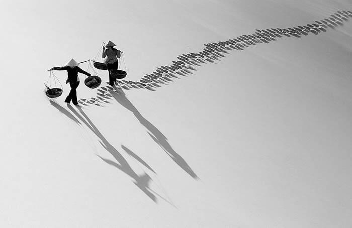 Вдохновляющие работы фотографа Ли Хоанг Лонга - №21