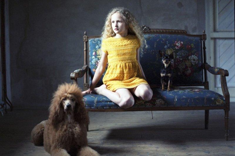 Подростки в объективе Хелен ван Мин - №1