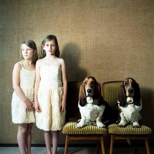 Подростки в объективе Хелен ван Мин - №11