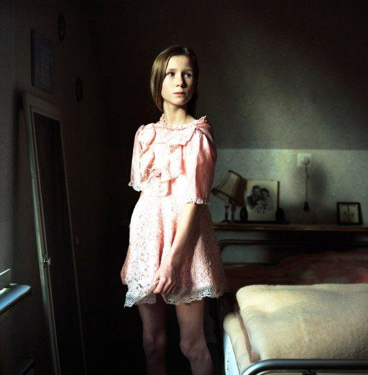 Подростки в объективе Хелен ван Мин - №21