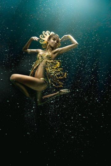 Подводный фотограф-портретистДженн Бишоф - №15