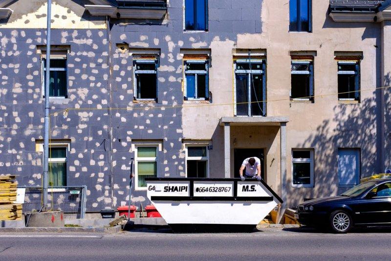 Уличный фотограф Майкл Голдрей - №4