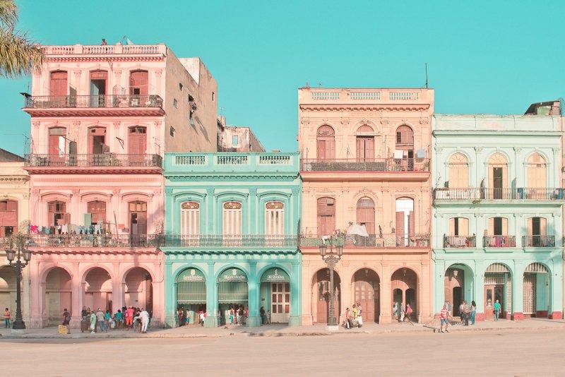 Пастельная Гавана - №1