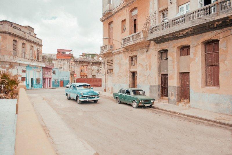 Пастельная Гавана - №2