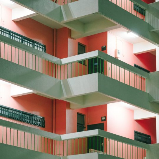 Городской пейзаж в проекте Маттиаса Хейдерик - №11