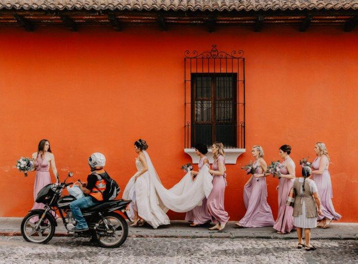 Категория «Свадебная вечеринка». Автор фото: Тху Тран, США.