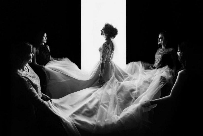 Категория «Свадебная вечеринка». Автор фото: Сергей Лапковский, США.