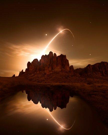 Астрофотография от Джексона Полмана - №1