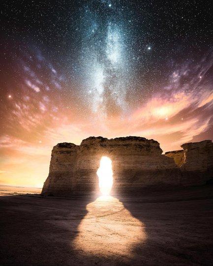 Астрофотография от Джексона Полмана - №5