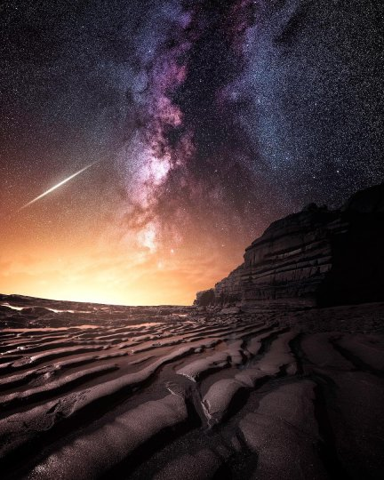 Астрофотография от Джексона Полмана - №7