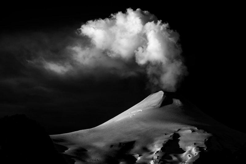 """Франциско Негрони """"Вулканы Чили"""" - №5"""