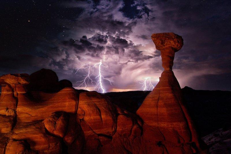 Фотографии о мощи природы - №10