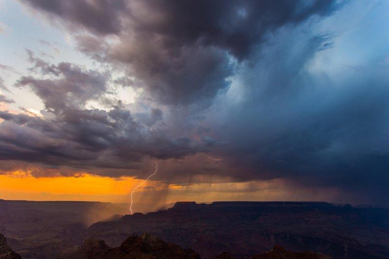 Фотографии о мощи природы - №14