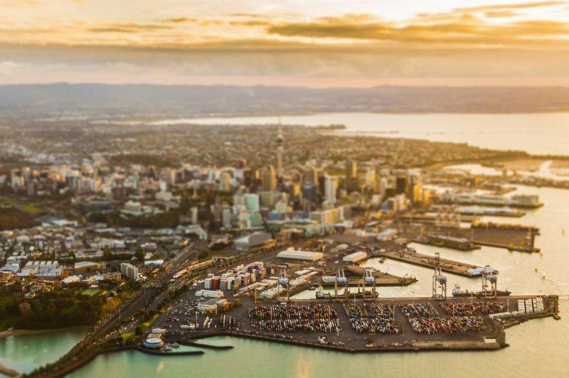 Фото: Mikey Mackinven (Окленд, Новая Зеландия)