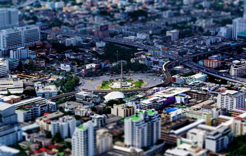 Фото: Roof LovelyAim (Банкок)
