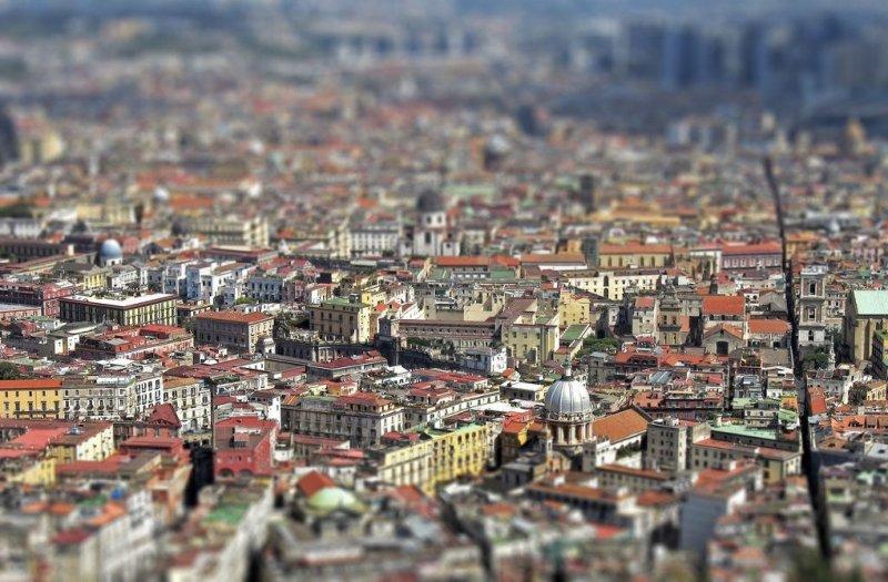 Фото: Mister Mark (Неаполь, Италия)