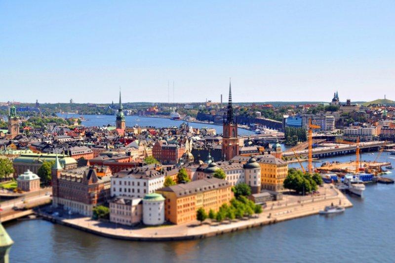 Фото: Roberto Appio (Стокгольм, Швеция)
