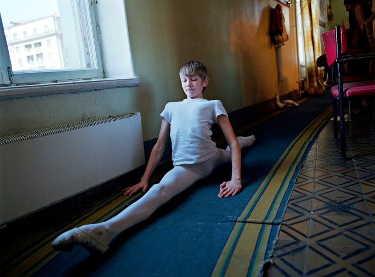 Фотопроект о русской балетной школе от Рэйчел Папо - №4