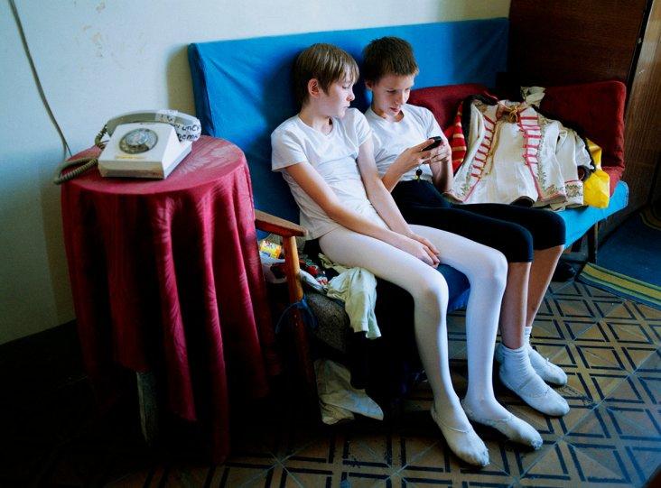 Фотопроект о русской балетной школе от Рэйчел Папо - №10
