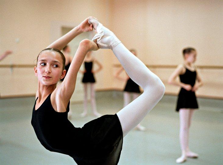 Фотопроект о русской балетной школе от Рэйчел Папо - №12