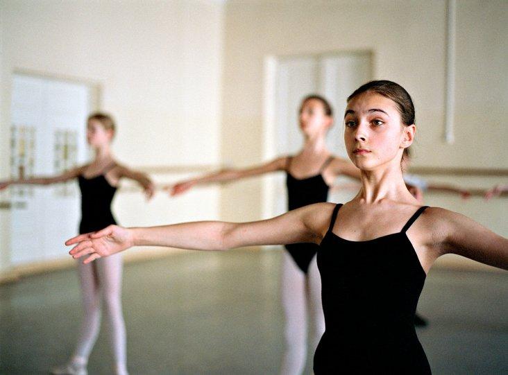 Фотопроект о русской балетной школе от Рэйчел Папо - №14