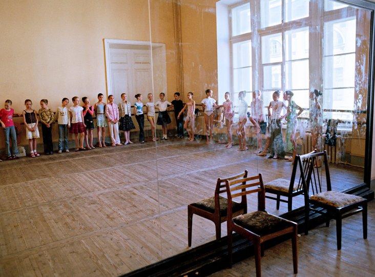 Фотопроект о русской балетной школе от Рэйчел Папо - №16