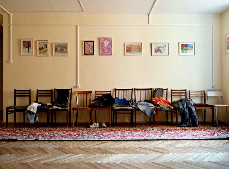 Фотопроект о русской балетной школе от Рэйчел Папо - №18