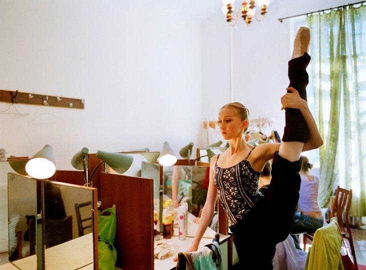 Фотопроект о русской балетной школе от Рэйчел Папо - №20