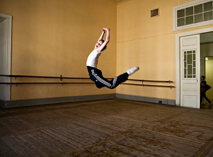 Фотопроект о русской балетной школе от Рэйчел Папо - №22