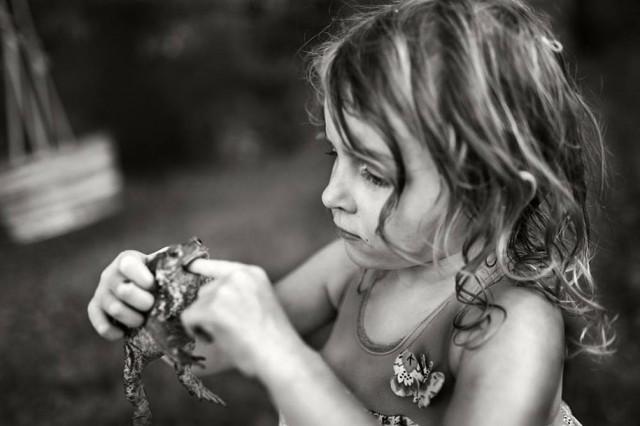 Фотографии детей от Алена Лебуаля - №5
