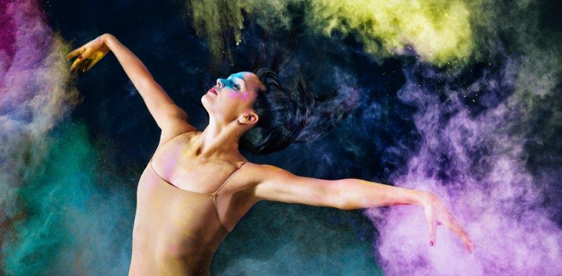 Фееричная фотосессия балетной труппы - №4