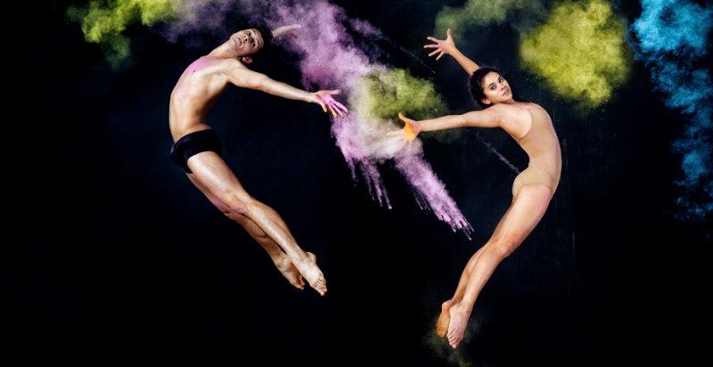 Фееричная фотосессия балетной труппы - №6