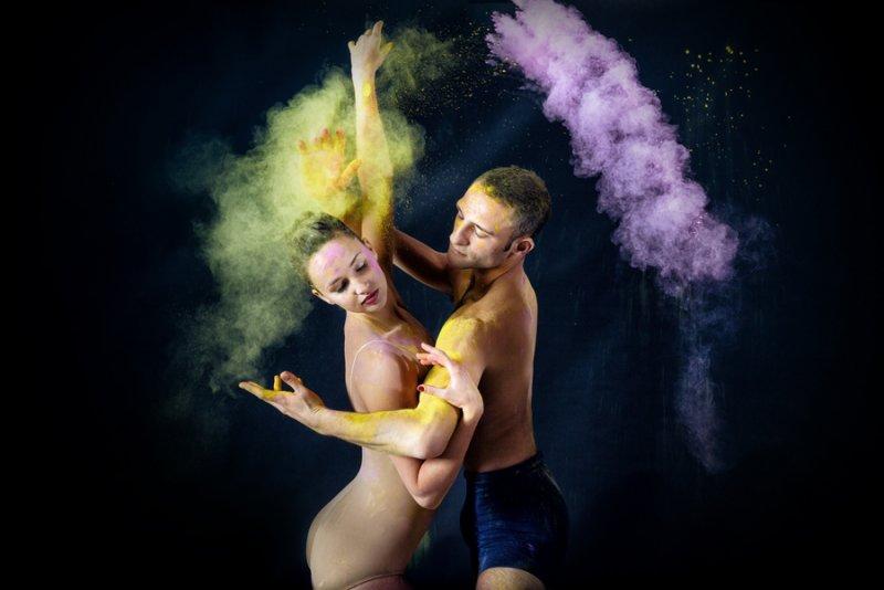 Фееричная фотосессия балетной труппы - №2